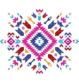hand drawn tribal design element vector image vector image