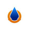 oil water pipe solutions vector image