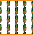 seamless pattern with cactus seamless vector image vector image