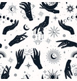 seamless pattern with couple and single vector image