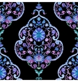 Beautiful Watercolor paisley seamless pattern vector image vector image