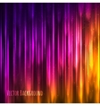 abstract light background with shiny lines vector image