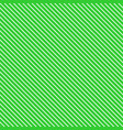 tile green and white stripes pattern vector image