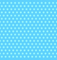 comic abstract blue dotted seamless pattern vector image vector image