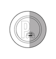 Parking meter system vector image vector image