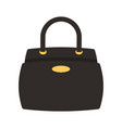 women fashion bag vector image