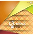 Abstract Background With Paper Layers vector image