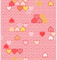 background of Valentines day vector image vector image
