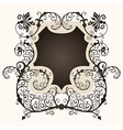 7floral line 79 1 vector image vector image