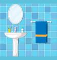 bathroom ceramic wash basin