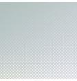 halftone dot pattern background - gradient vector image vector image
