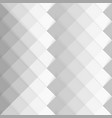 pattern witg gray square tiles vector image vector image