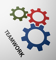 Teamwork Stock vector image