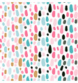 trendy scribbles seamless pattern in pastel colors vector image vector image