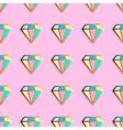 fashion pins seamless pattern vector image vector image