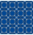 Gorgeous Seamless Arabic Tile Pattern Design vector image vector image