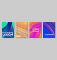 abstract geometrical template background for vector image vector image