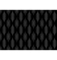 black dark pattern vector image vector image