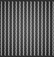 geometric patterned lines dark background vector image vector image