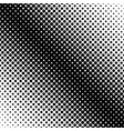 simple abstract halftone dot pattern background vector image vector image