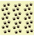 Trace cats vector image vector image