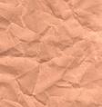 Folds the paper Kraft paper vector image