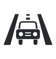 drive icon vector image vector image
