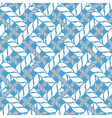 pattern from marine ropes vector image vector image