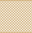 chocolate love pattern background vector image vector image