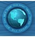 Global Economy vector image vector image