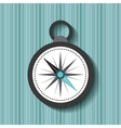 compass device travel icon vector image vector image