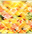 multicolor abstract triangular background vector image