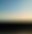 Blue Blur vector image vector image