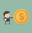 financial check up vector image vector image