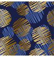 Abstract geometric luxury seamless pattern