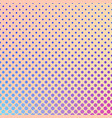 gradient halftone dot pattern background vector image vector image