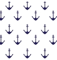 ship anchor maritime frame vector image