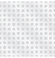 white flow background vector image