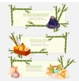 Spa and aromatherapy vector image vector image