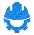 Development Grainy Texture Icon vector image vector image