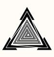 sacred geometry 0140 vector image