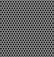 Metal grill seamless pattern background vector image