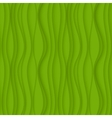 Green seamless Wavy background texture vector image