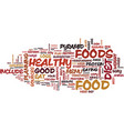 lose weight with a healthy diet text background vector image vector image