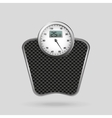 scale icon design vector image vector image