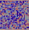 mosaic pattern background design - abstract vector image vector image