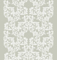 handmade ornament baroque decor background vector image