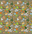 indian seamless pattern for your design india vector image vector image