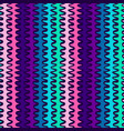 pink and violet wavy lines pattern-02-02 vector image vector image