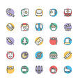 Celebration and Party Cool Icons 3 vector image vector image